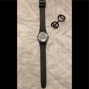 Authentic 80's Swatch watch